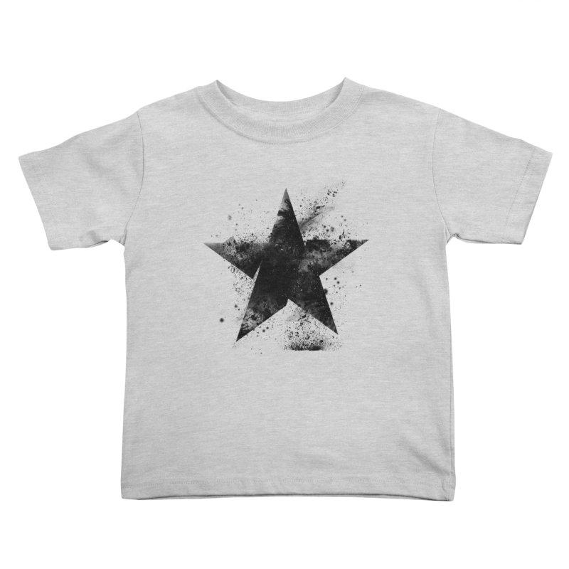 Broken Star Kids Toddler T-Shirt by Lumi