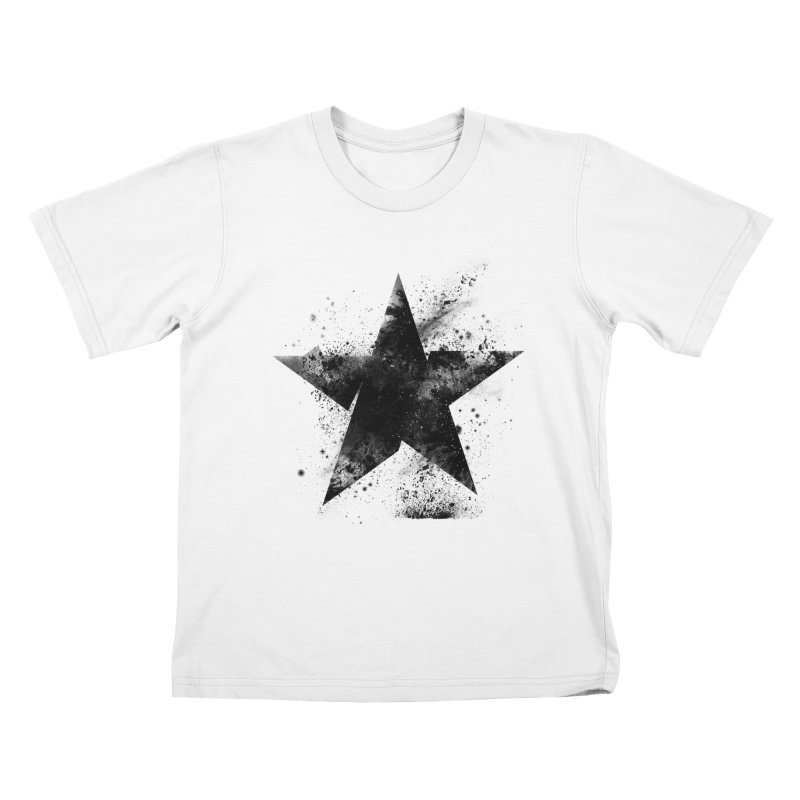 Broken Star Kids T-Shirt by Lumi