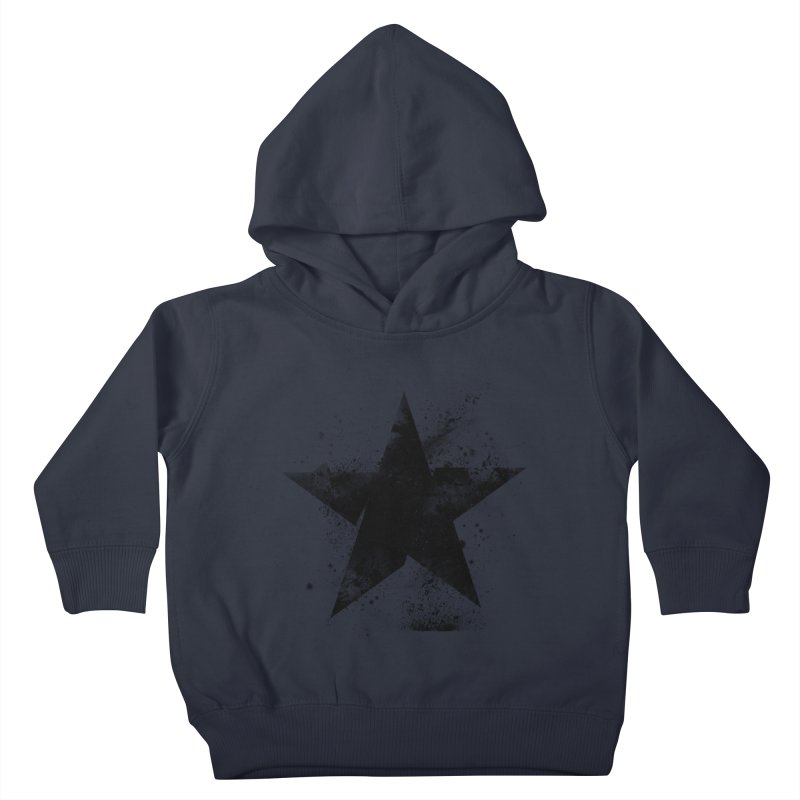 Broken Star Kids Toddler Pullover Hoody by Lumi