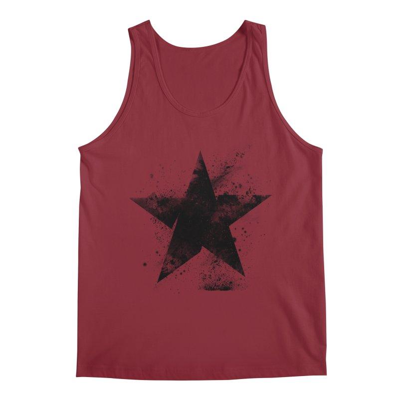 Broken Star Men's Regular Tank by Lumi