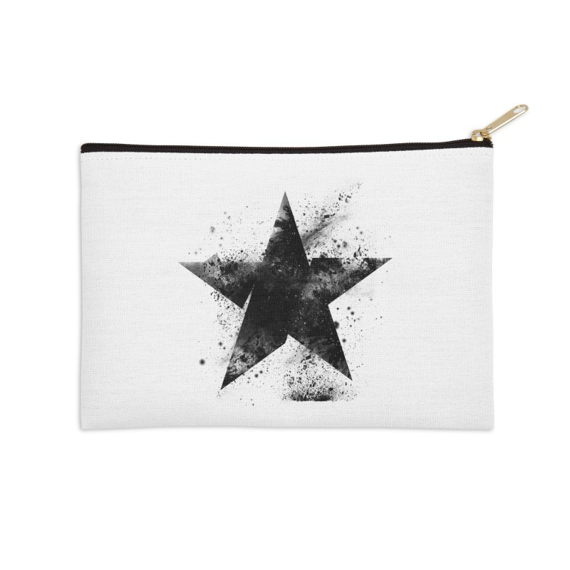 Broken Star Accessories Zip Pouch by Lumi