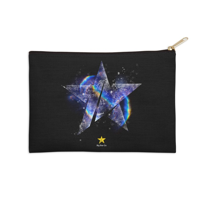Big Star Prism Accessories Zip Pouch by Lumi