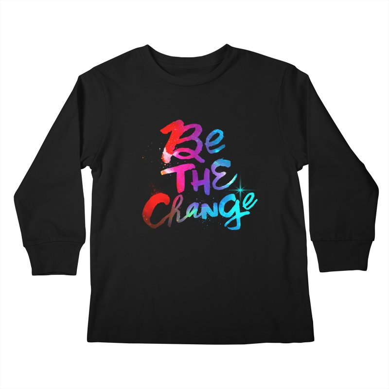 Be The Change   by Lumi