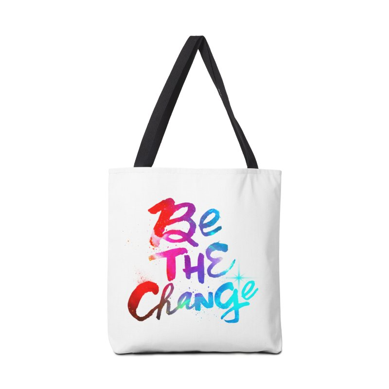 Be The Change Accessories Bag by Lumi