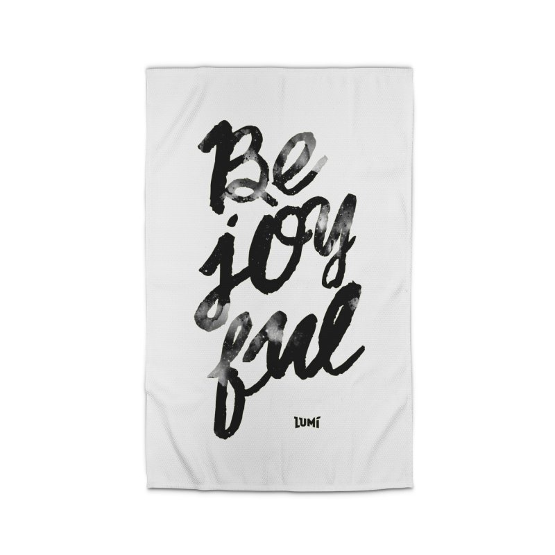 Be Joyful Home Rug by Lumi
