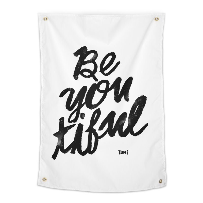Be(You)Tiful Home Tapestry by Lumi