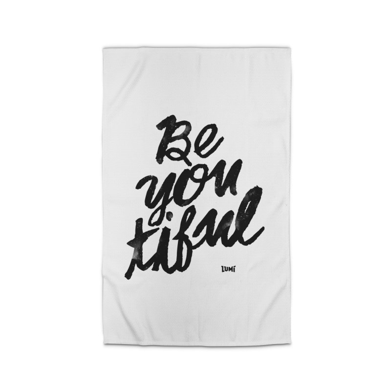 Be(You)Tiful Home Rug by Lumi