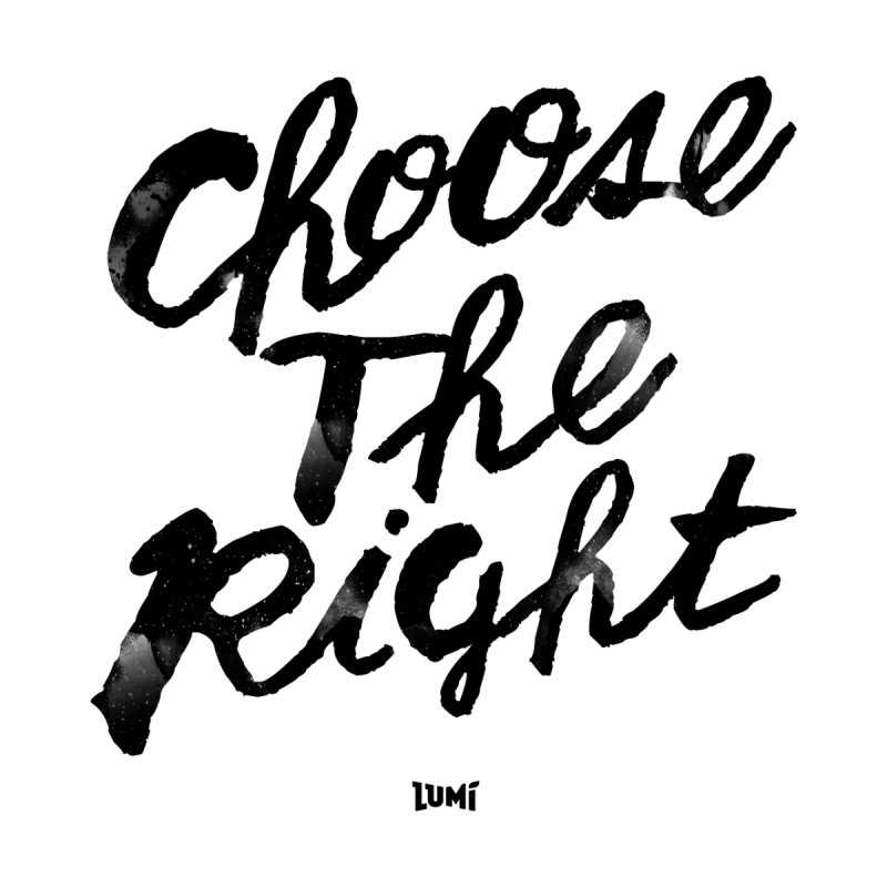 Choose The Right (CTR) Accessories Beach Towel by Lumi