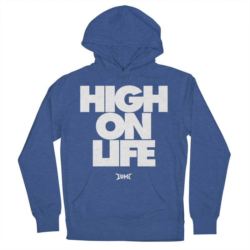 High On Life Women's Pullover Hoody by Lumi