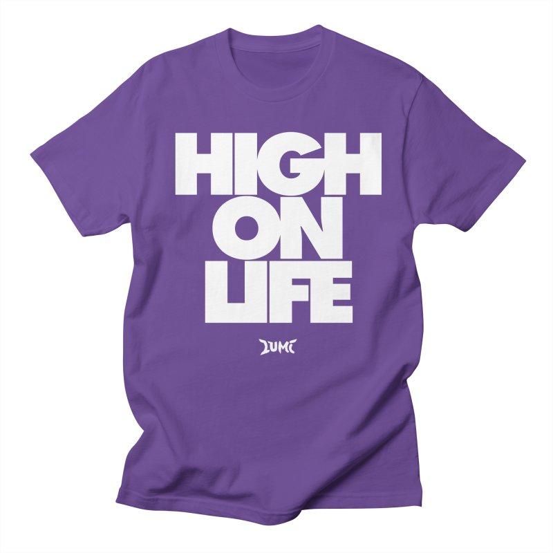 High On Life Women's Regular Unisex T-Shirt by Lumi