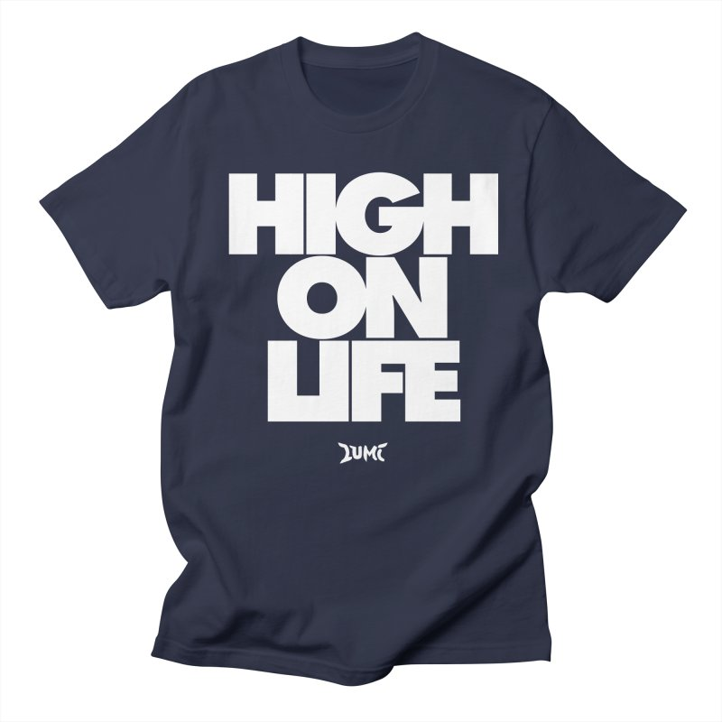 High On Life Men's T-shirt by Lumi