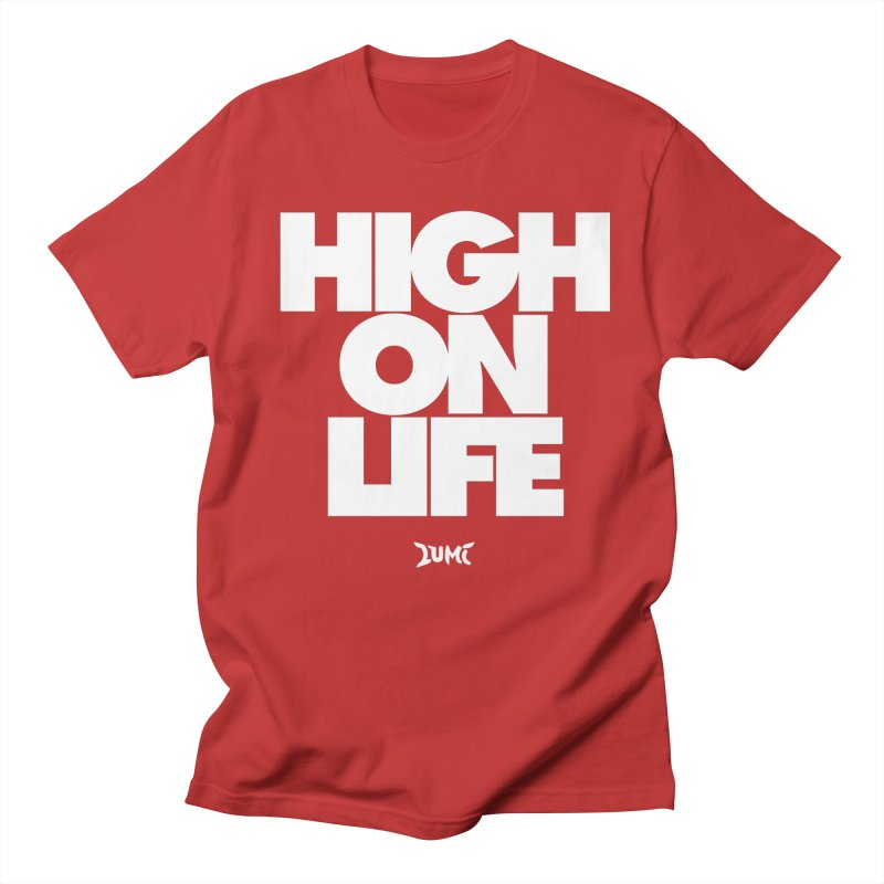 High On Life Men's T-shirt by Lumi