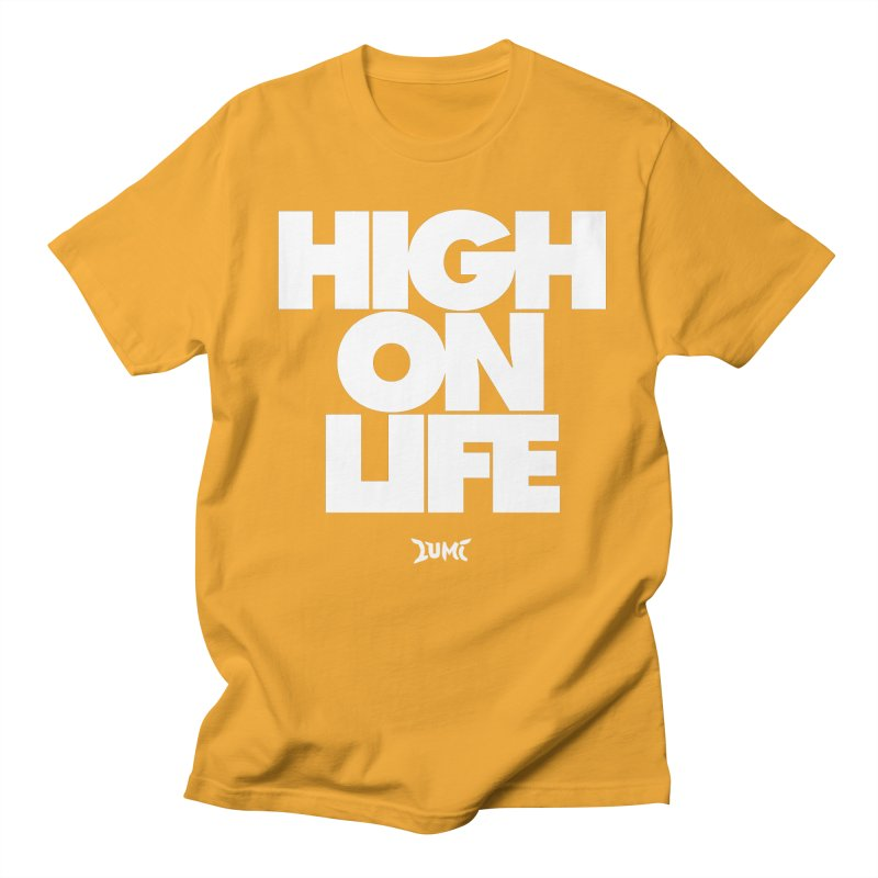 High On Life Women's Unisex T-Shirt by Lumi