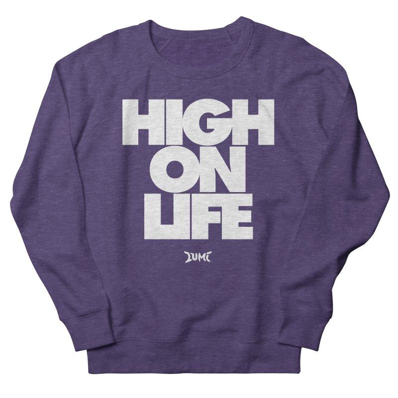 High On Life Men's Sweatshirt by Lumi