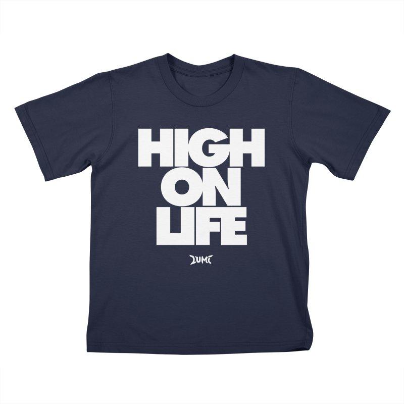 High On Life Kids T-Shirt by Lumi