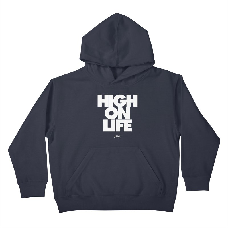 High On Life Kids Pullover Hoody by Lumi