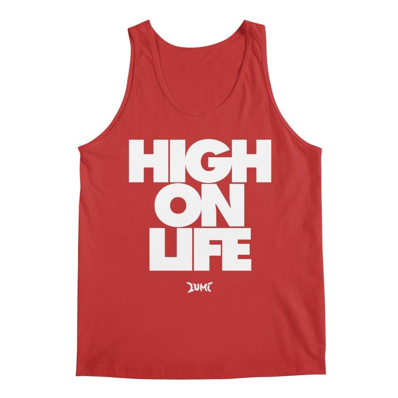 High On Life Men's Regular Tank by Lumi