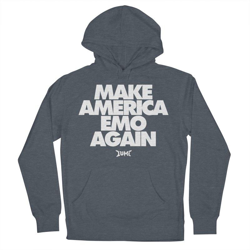 Make America Emo Again Women's Pullover Hoody by Lumi