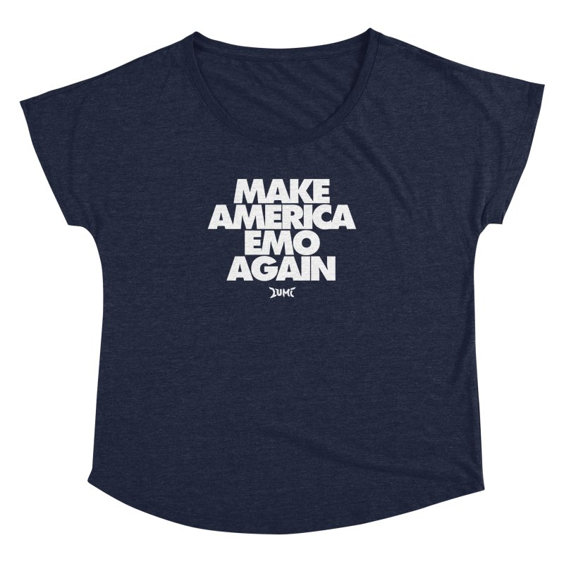 Make America Emo Again Women's Dolman by Lumi