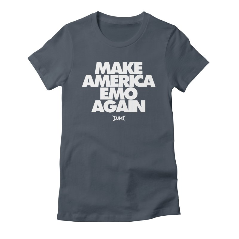 Make America Emo Again Women's T-Shirt by Lumi