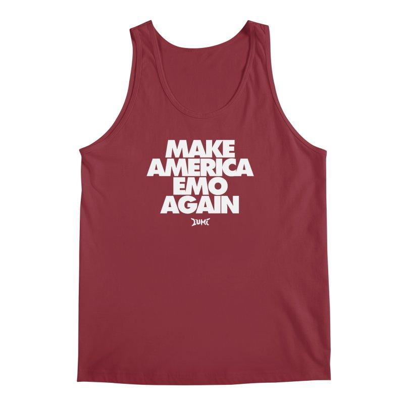 Make America Emo Again Men's Tank by Lumi