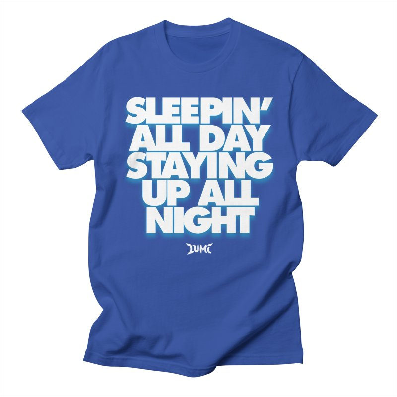Ocean Avenue Lyrics Men's T-Shirt by Lumi