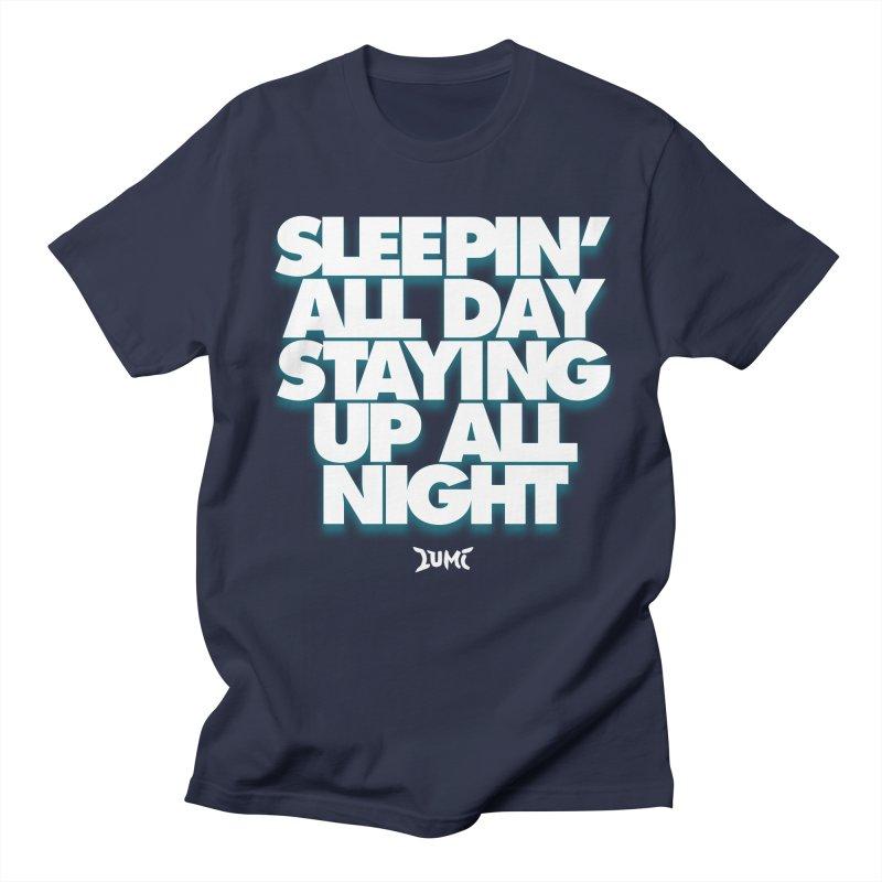 Ocean Avenue Lyrics Women's Regular Unisex T-Shirt by Lumi