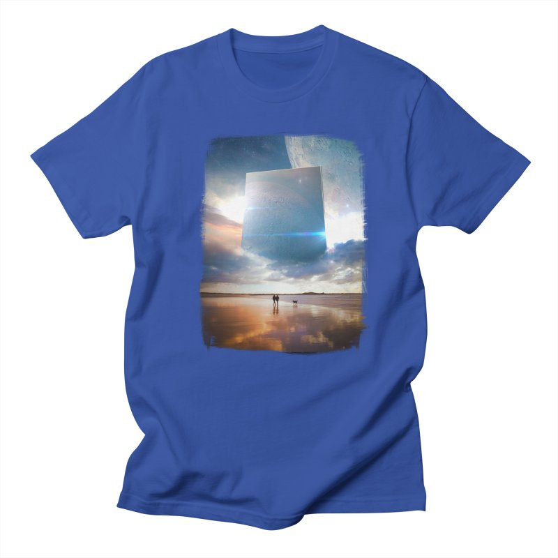 Obelisk Men's T-Shirt by Lumi