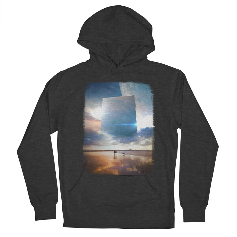 Obelisk Men's French Terry Pullover Hoody by Lumi
