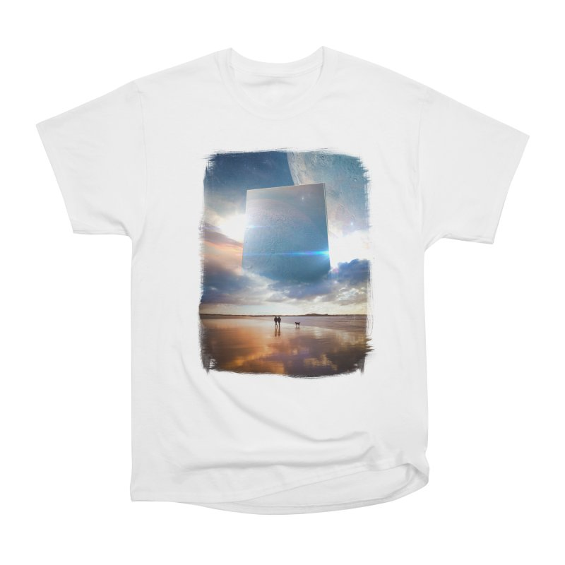 Obelisk Men's Classic T-Shirt by Lumi