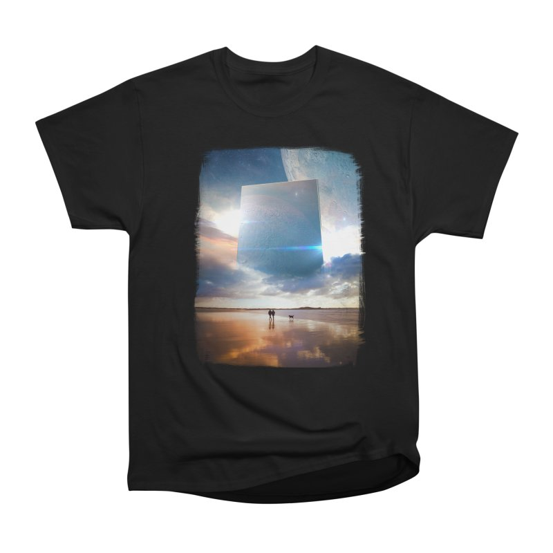 Obelisk Men's Classic T-Shirt by Lumi