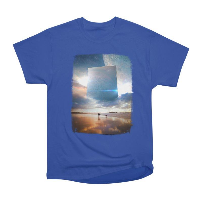Obelisk Men's Heavyweight T-Shirt by Lumi