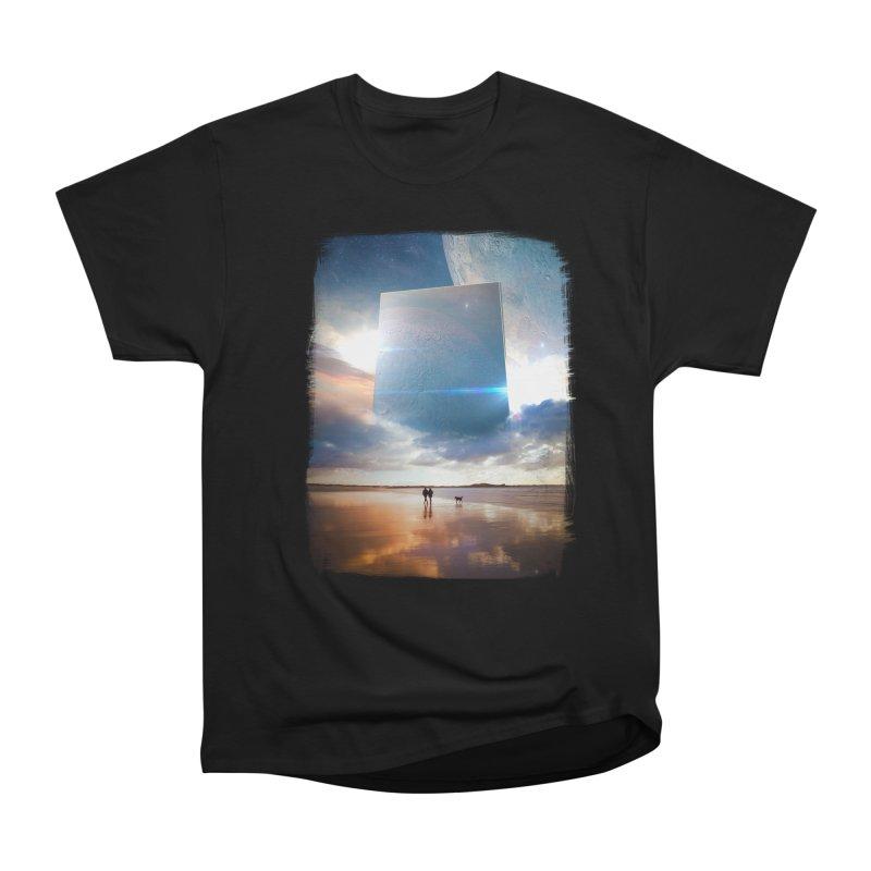 Obelisk Women's Classic Unisex T-Shirt by Lumi