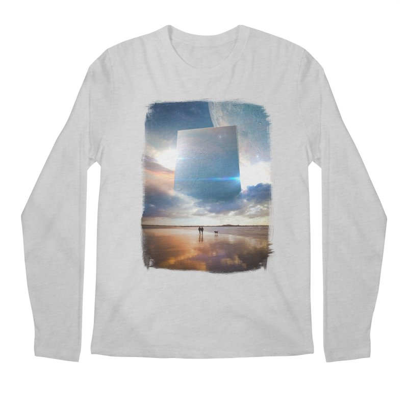 Obelisk Men's Regular Longsleeve T-Shirt by Lumi