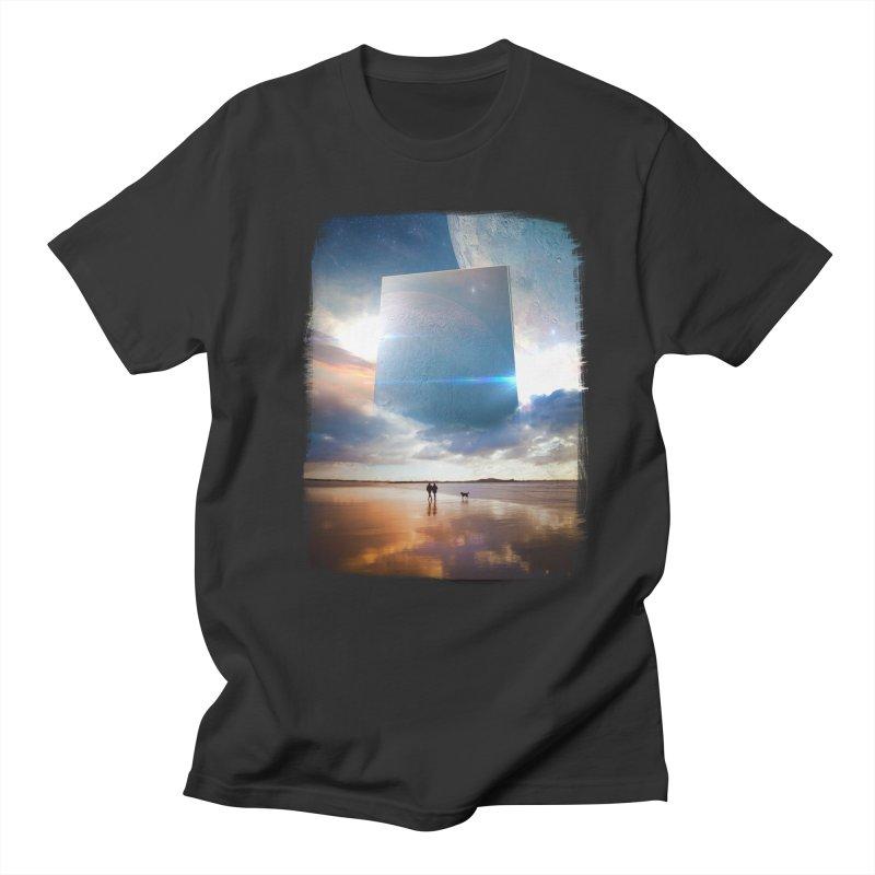 Obelisk Men's Regular T-Shirt by Lumi