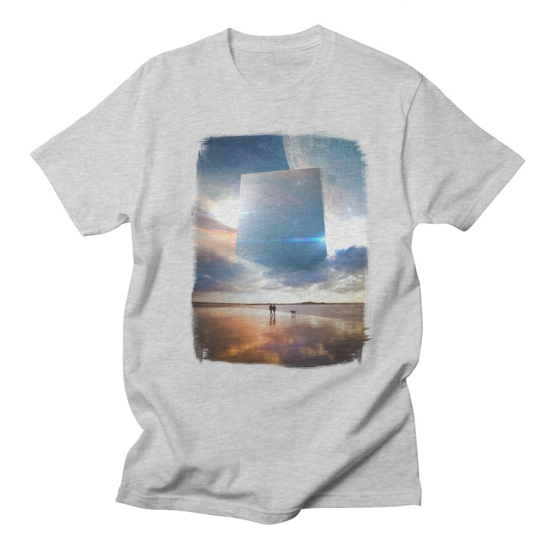 Obelisk Men's Regular T-Shirt by Lumi