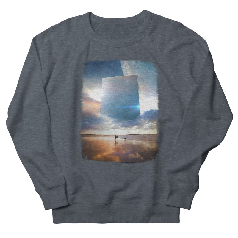 Obelisk Women's French Terry Sweatshirt by Lumi