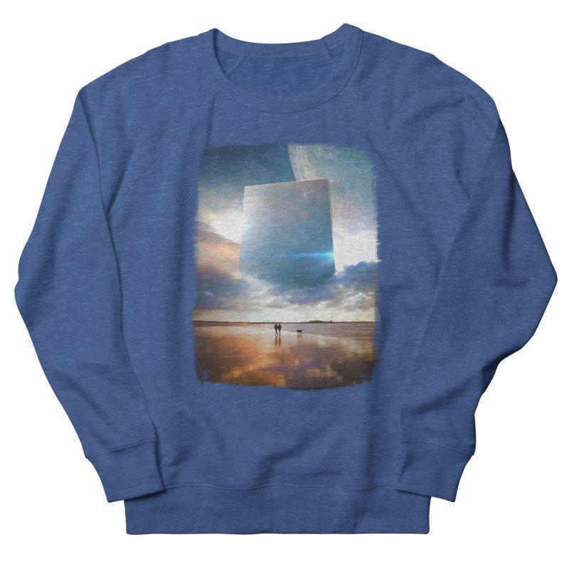 Obelisk Men's French Terry Sweatshirt by Lumi