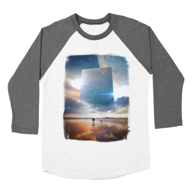 Obelisk Women's Baseball Triblend T-Shirt by Lumi