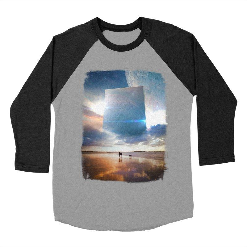 Obelisk Men's Baseball Triblend T-Shirt by Lumi