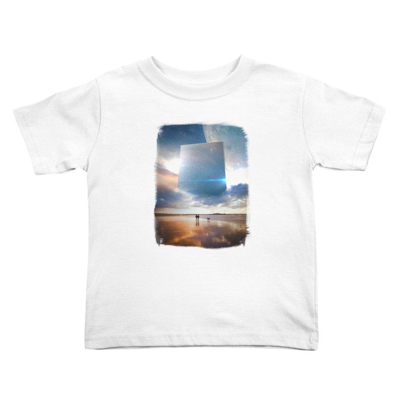 Obelisk Kids Toddler T-Shirt by Lumi