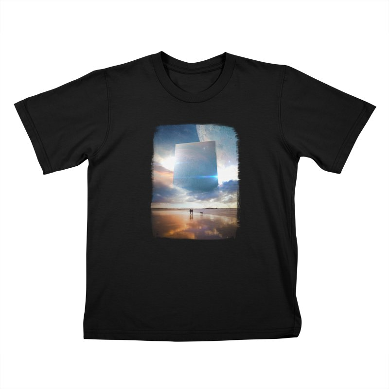 Obelisk Kids T-Shirt by Lumi