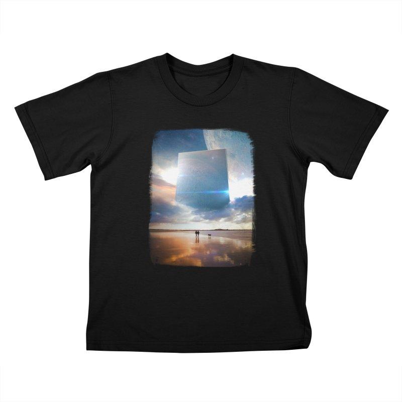 Obelisk Kids T-Shirt by Lumi