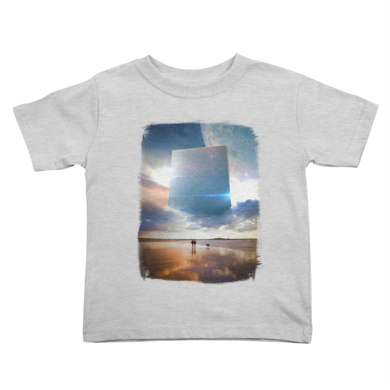 Obelisk Kids Toddler T-Shirt by Lumi