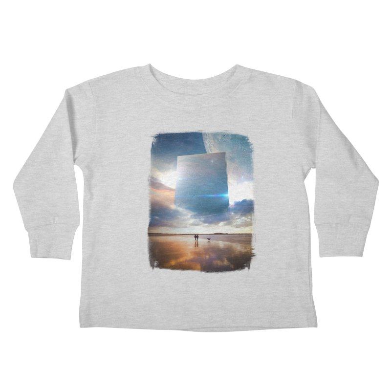 Obelisk Kids Toddler Longsleeve T-Shirt by Lumi