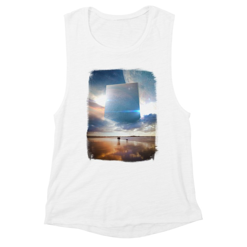 Obelisk Women's Muscle Tank by Lumi