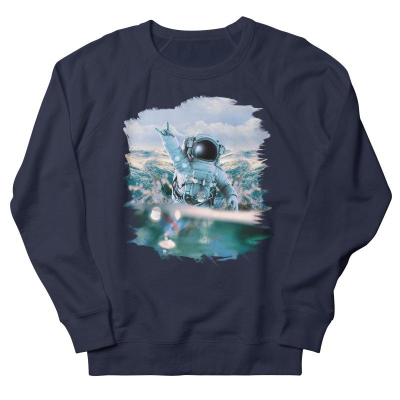 Astronautical Women's Sweatshirt by Lumi