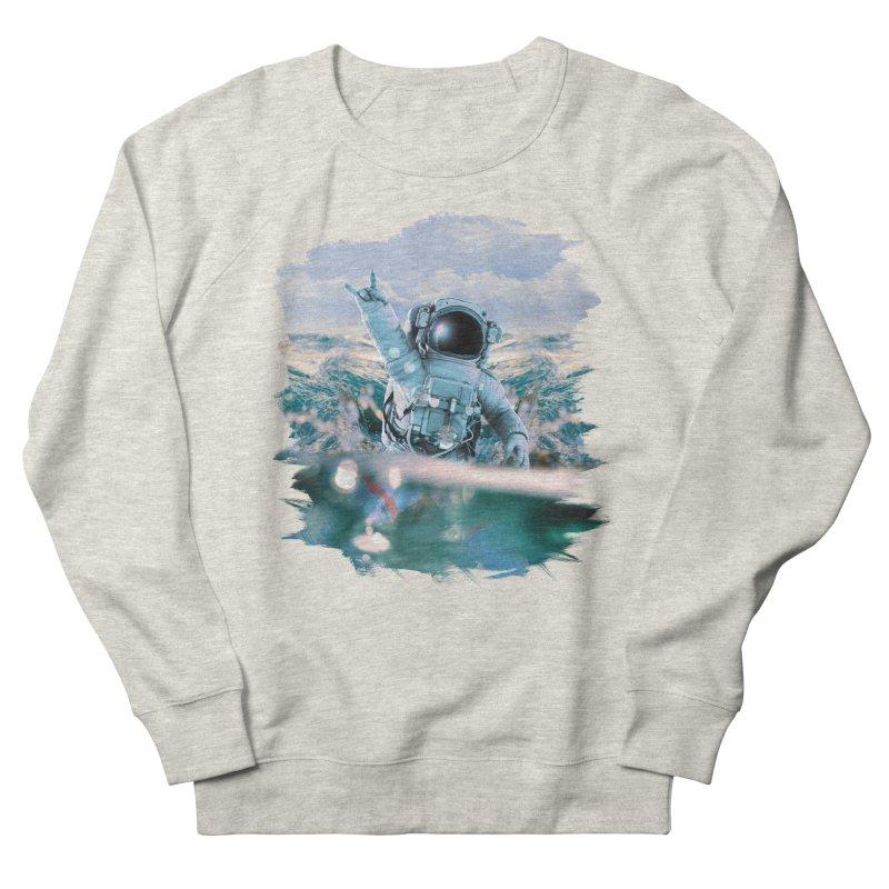 Astronautical Men's Sweatshirt by Lumi