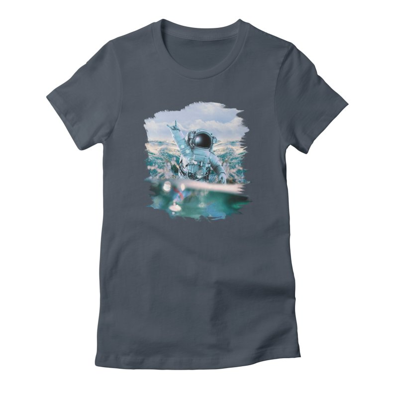 Astronautical Women's T-Shirt by Lumi