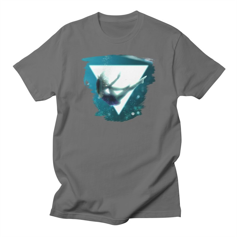 Falling Under Women's Unisex T-Shirt by Lumi